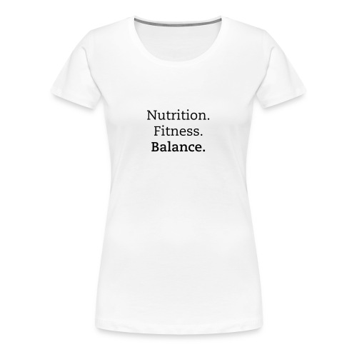 Functional & Fit Fundamentals T-shirt - Women's Premium T-Shirt