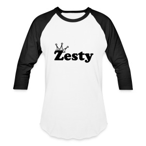 Zesty 8 - Baseball T-Shirt