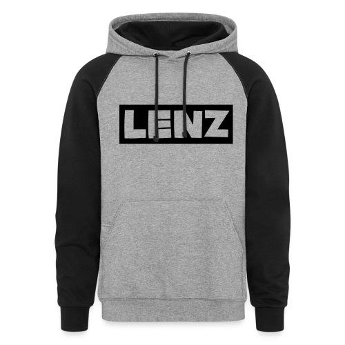 LenZ Genser - Colorblock Hoodie