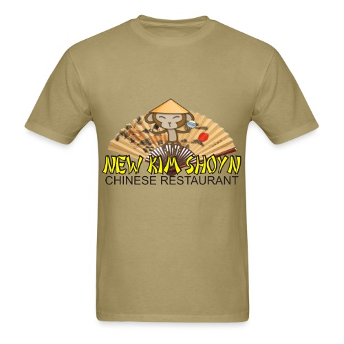 New Kim Shoyn Chinese Restaurant - Men's T-Shirt
