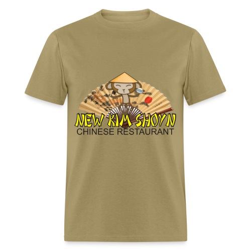 New Kim Shoyn Chinese Restaurant - Men's T-Shirt