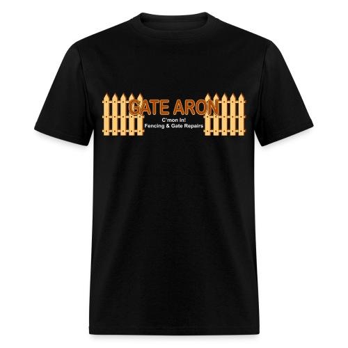 Gate  - Men's T-Shirt