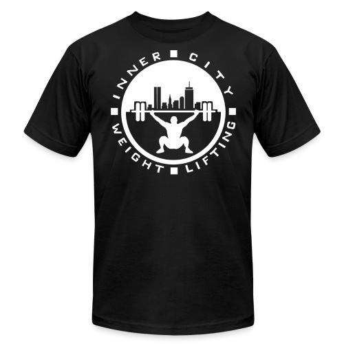 Black ICW Mens T - Men's  Jersey T-Shirt