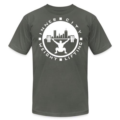 Gray ICW Mens T - Men's  Jersey T-Shirt