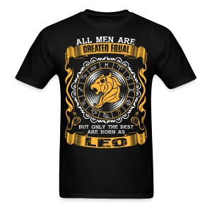All Men Are Created Equal But Only The Best Are T- - Men's T-Shirt