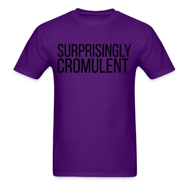 Surprisingly Cromulent