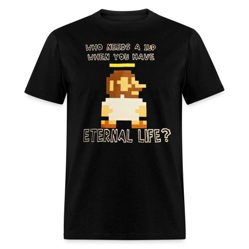 Eternal Life Mens - Men's T-Shirt