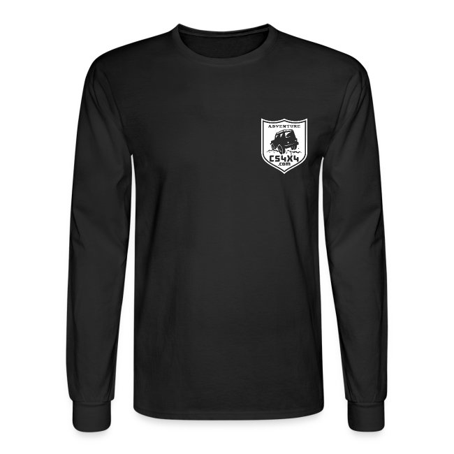 CS4x4 Long Sleeve T
