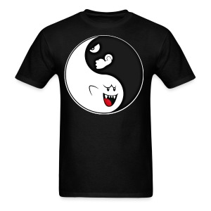Bullet Bill Yin Yang - Men's T-Shirt