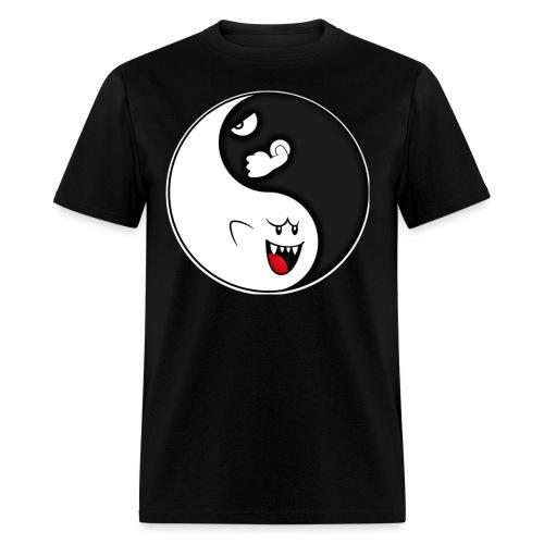 Bullet Bill Yin Yang - Men's T-Shirt