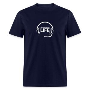 Sportscaster Life Logo T-Shirt - Men's T-Shirt