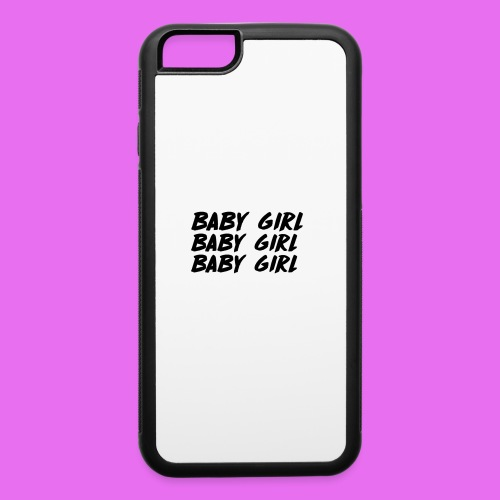 Baby Girl Phone Case - iPhone 6/6s Rubber Case