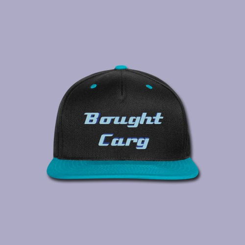Official Bought Carg Hat - Snap-back Baseball Cap