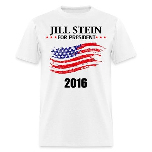 Jill Stein 2016 - Men's T-Shirt