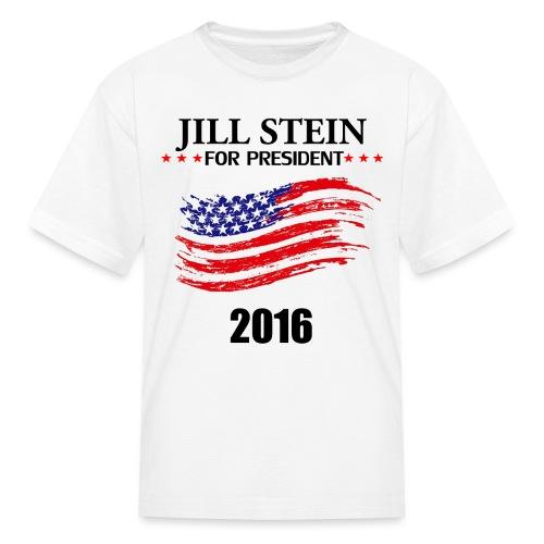 Kids - Jill Stein 2016 - Kids' T-Shirt
