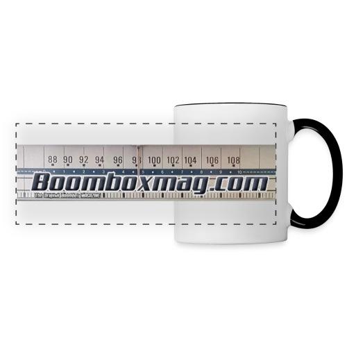 Boomboxmag.com Logo Mug - Panoramic Mug