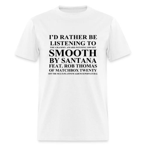 Smooth - Men's T-Shirt