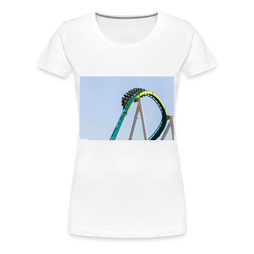 Fury 325 Shirt 2 - Women's Premium T-Shirt