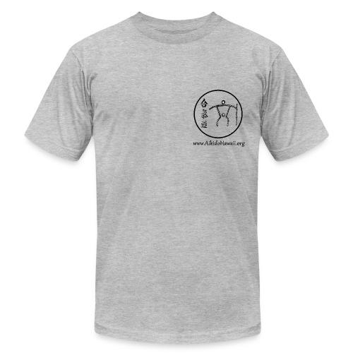 Aikido Hawaii Logo Shirt - Men's Fine Jersey T-Shirt