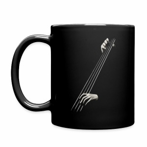 Four Strings, Two Hands - Full Color Mug