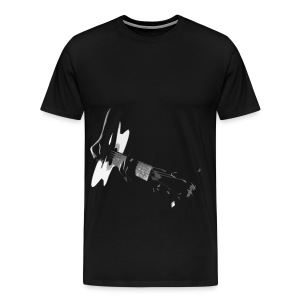 Guitar Hands T-Shirts - Men's Premium T-Shirt