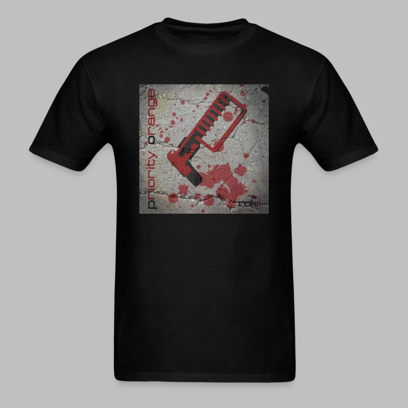 Mens Mk II Distressed Cover - Men's T-Shirt