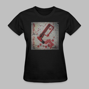 Ladies Mk II Distressed Cover - Women's T-Shirt