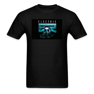 Electric Reef /Ocean Bot - Men's T-Shirt