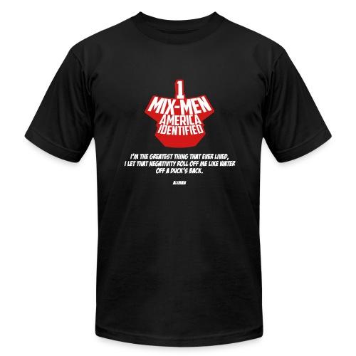 Aliman - Men's Fine Jersey T-Shirt