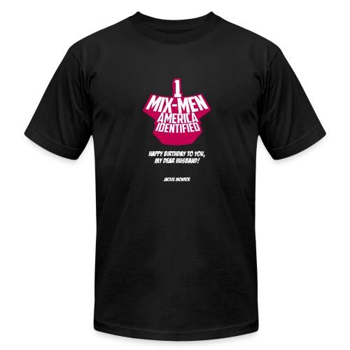 Jackie Monroe - Men's Fine Jersey T-Shirt