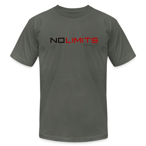 T-shirt Cinzacom estampa NL eSports - Men's Fine Jersey T-Shirt