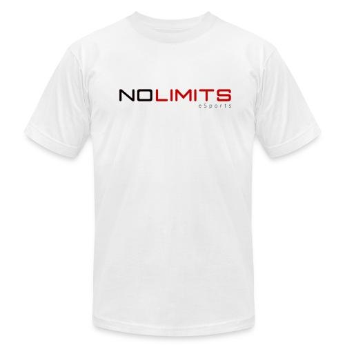 T-shirt Branca com estampa NL eSports - Men's Fine Jersey T-Shirt
