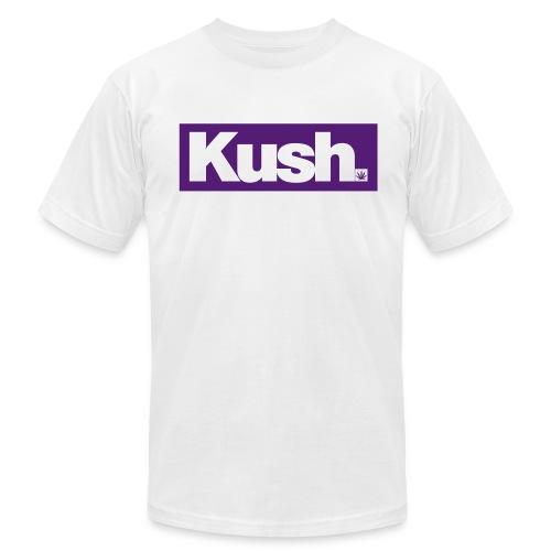 Kush. - Men's Fine Jersey T-Shirt