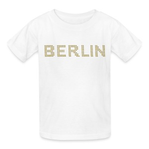 BERLIN dots-font - Kids' T-Shirt