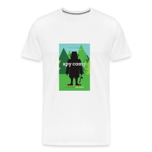 Spy Camp - Men's Size - Men's Premium T-Shirt