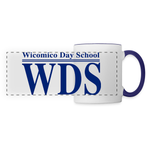 WDS Lines (Navy) - Mug (more colors available) - Panoramic Mug
