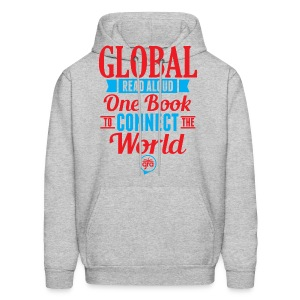Men's Hoodie for Global Read Aloud  - Men's Hoodie