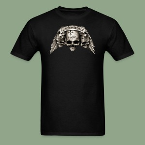 Place of Skulls - 3 Skulls T-Shirt (men's) - Men's T-Shirt