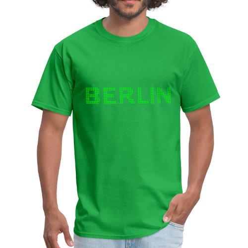 BERLIN dots-font - Men's T-Shirt
