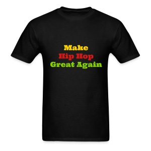Make Hip Hop Great Again- 90s Don - Men's T-Shirt