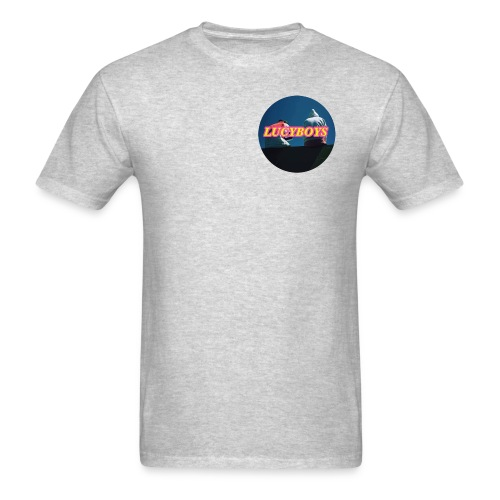 Lucyboys Patch Tee - Men's T-Shirt