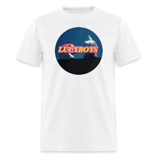 Lucyboys Cool Ass Tee - Men's T-Shirt