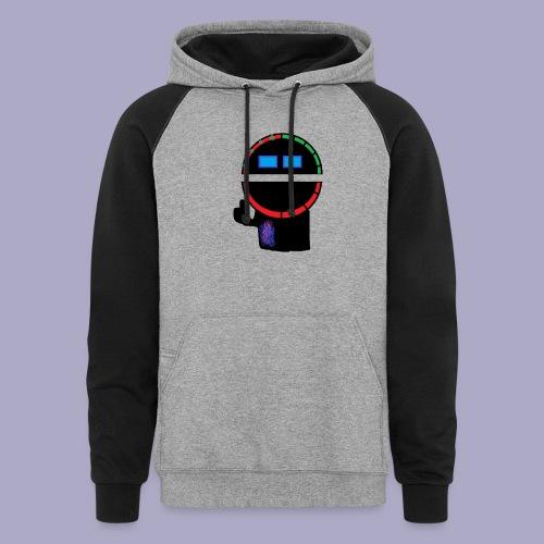 Bought Carg Sweatshirt - Colorblock Hoodie