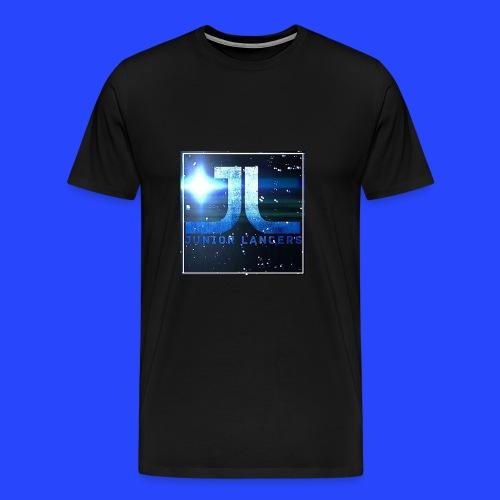 Men's Blue Lancer T-shirt - Men's Premium T-Shirt