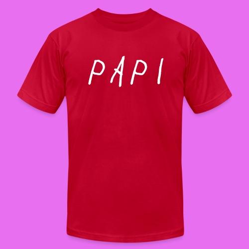 Papi T-shirt - Men's Fine Jersey T-Shirt