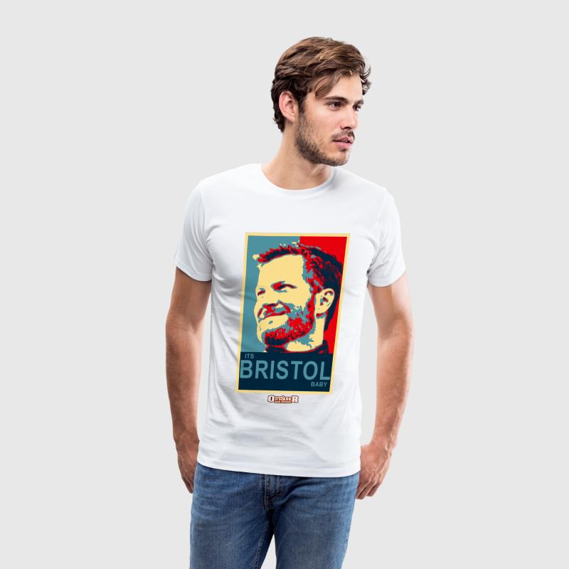 Its Bristol baby T-Shirts - Men's Premium T-Shirt