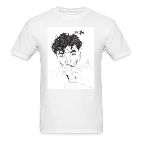 Designed by Maria Gamboa @vacationhalsey - Men's T-Shirt