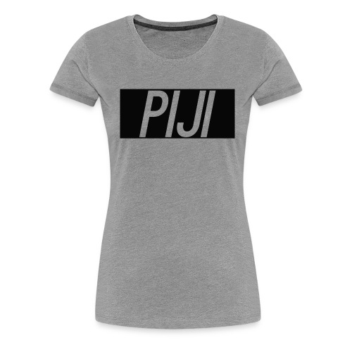 Womens Piji T- Shirt - Women's Premium T-Shirt