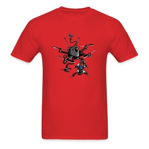 Unleash the Kraken v1 - BoltRC (mens) - Men's T-Shirt