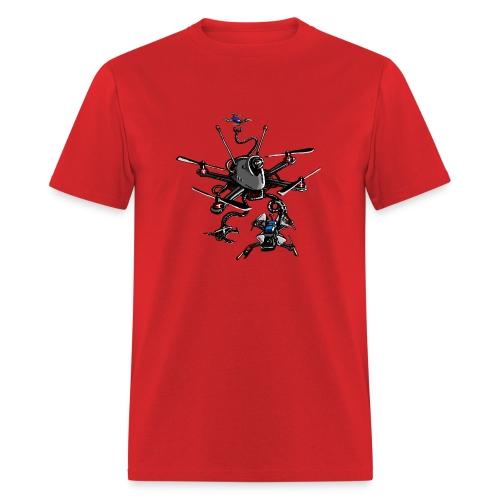 Unleash the Kraken v1 - BoltRC (mens) - Men's T-Shirt